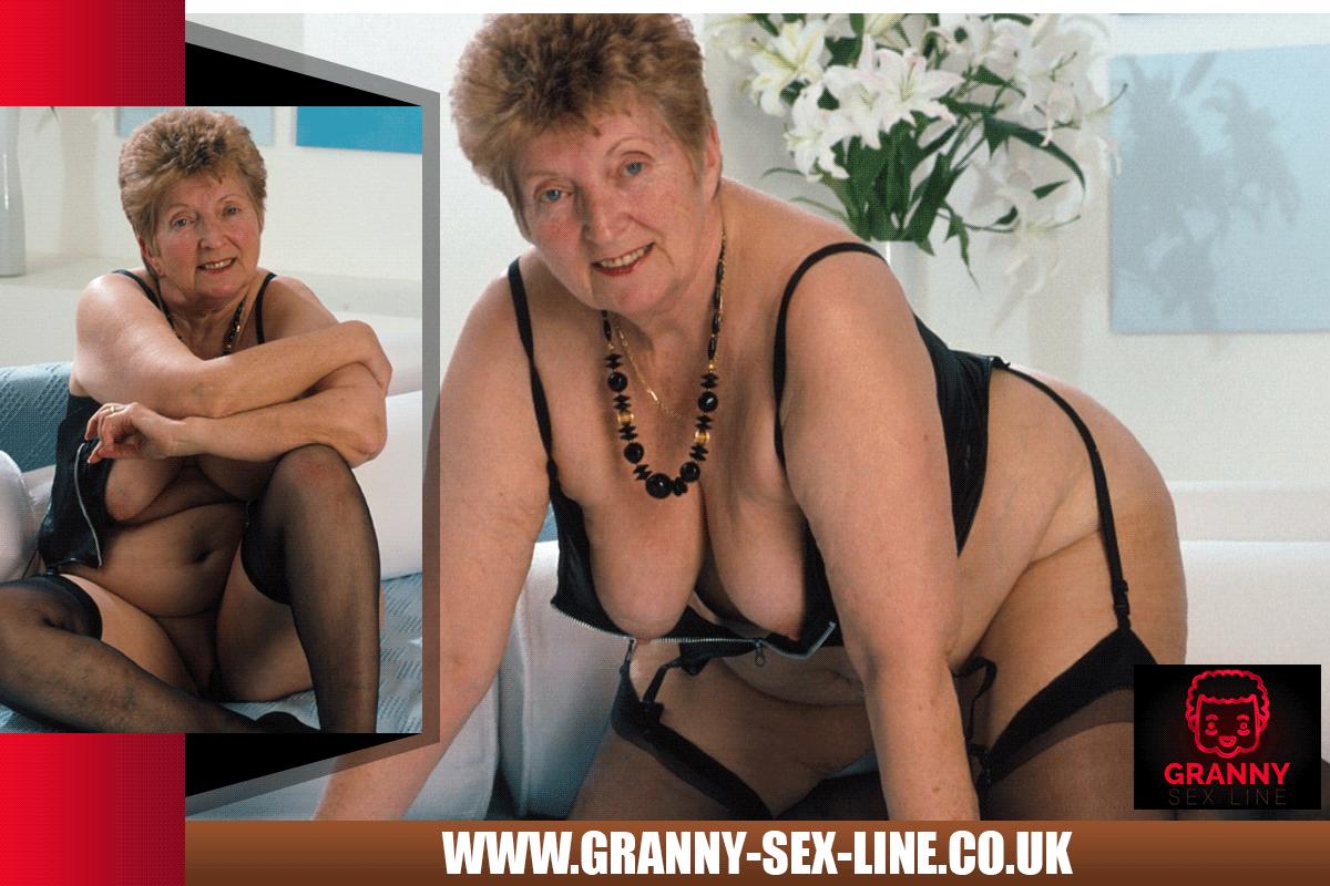 Local Granny Phone Sex Numbers