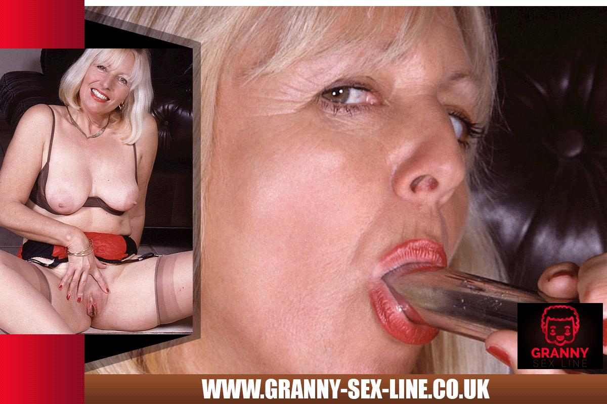 Oral Granny Telephone Sex