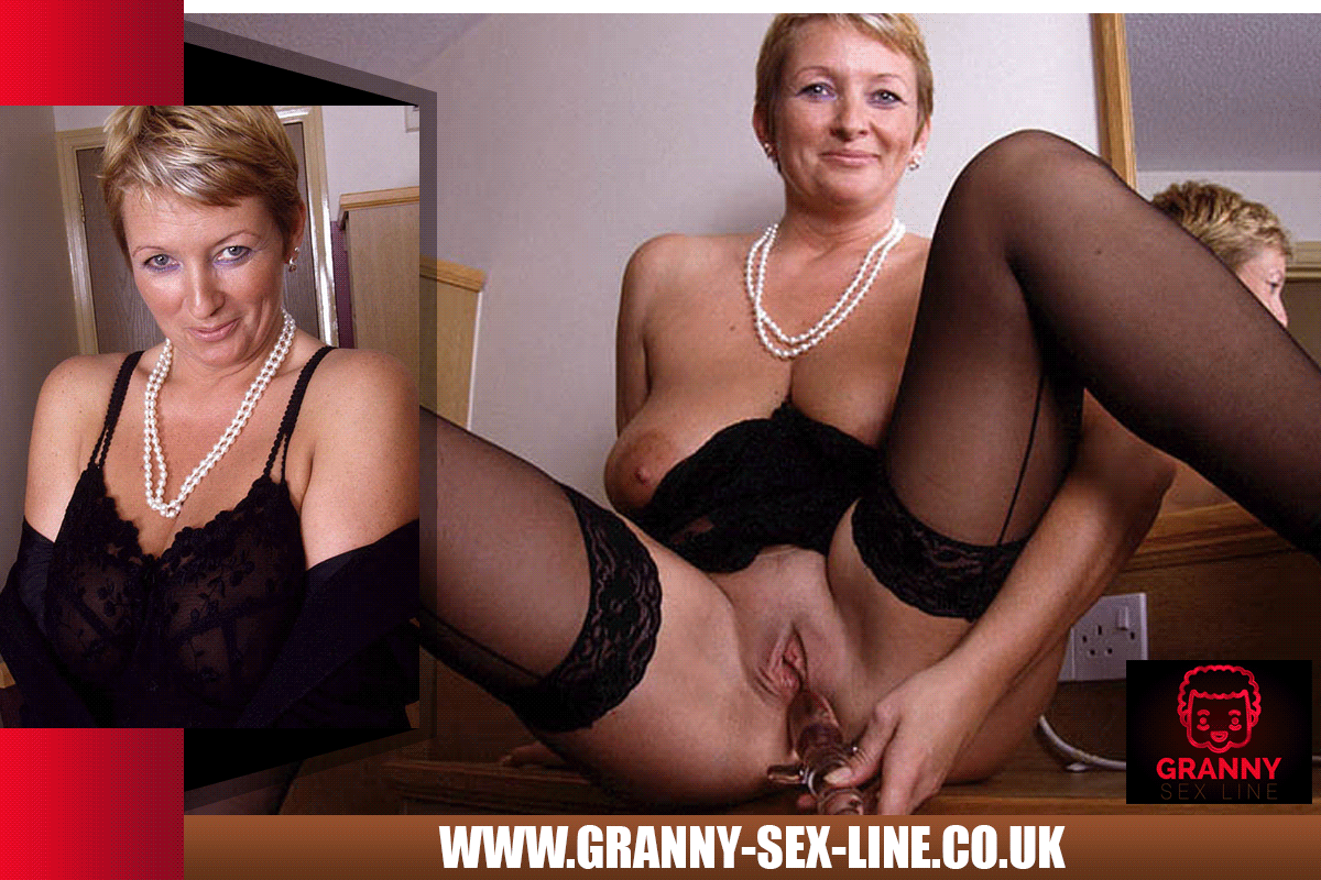 Posh Granny Phone Sex
